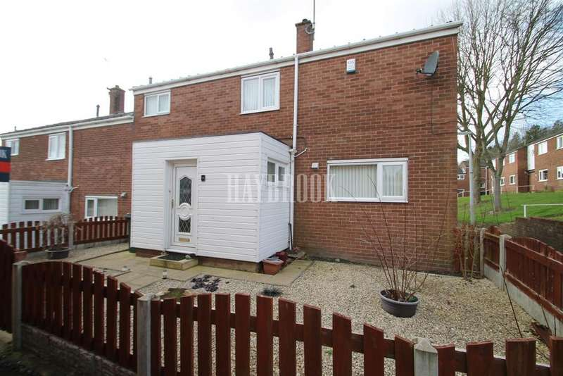 3 Bedrooms Semi Detached House for sale in Roughwood Way, Wingfield