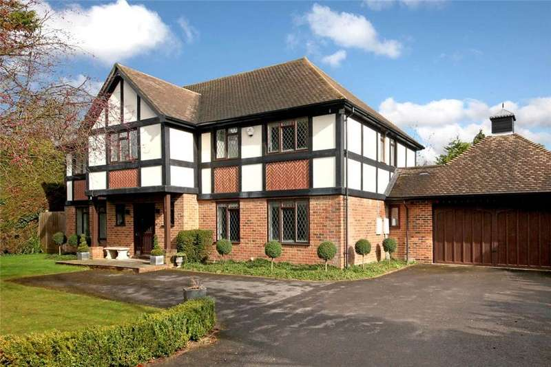 5 Bedrooms Detached House for sale in Onslow Drive, Ascot, Berkshire, SL5