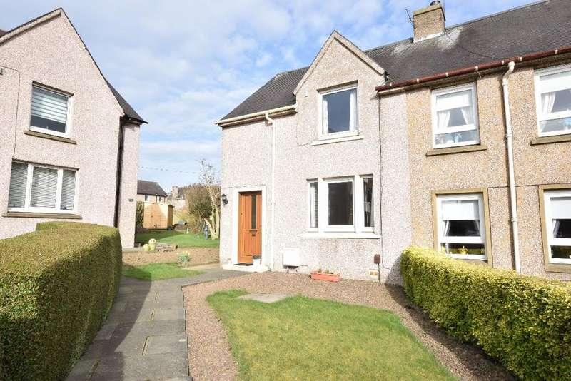 2 Bedrooms Semi Detached House for sale in 114 Drum Brae Drive, Edinburgh, Midlothian, EH4 7SJ