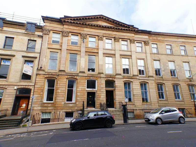 4 Bedrooms Town House for sale in Bath Street, City Centre, The Mews, GLASGOW