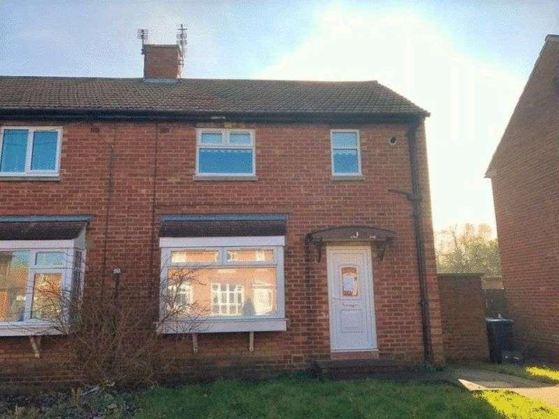 2 Bedrooms Terraced House for sale in Gilbert Road, Peterlee