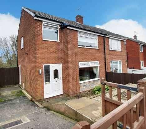 3 Bedrooms Semi Detached House for sale in De Trafford Drive, Wigan, Lancashire, WN2 2HA