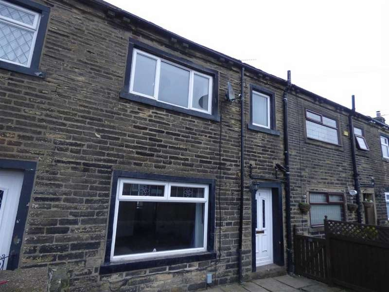2 Bedrooms Property for sale in Natty Lane, Illingworth, HALIFAX, West Yorkshire, HX2