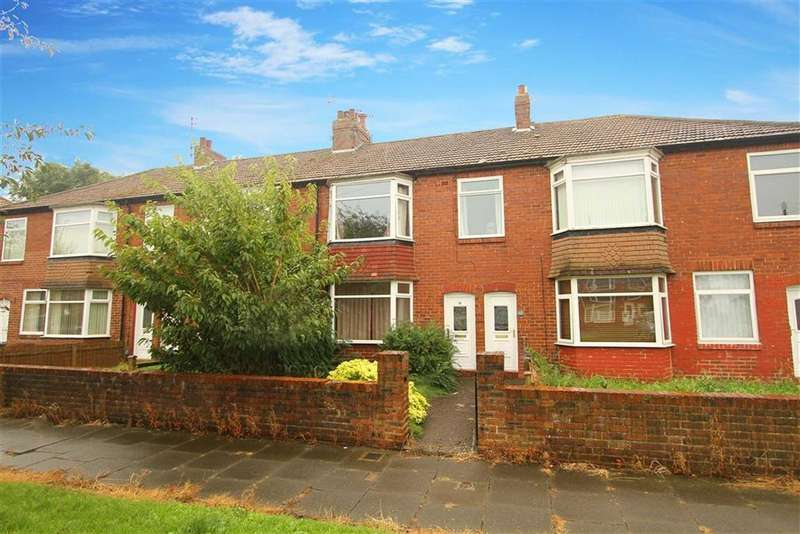 3 Bedrooms Flat for sale in Brookland Terrace, North Shields