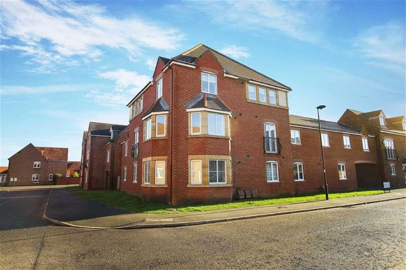 2 Bedrooms Flat for sale in Cloverfields, Northumberland Park