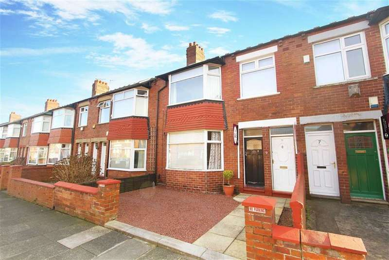 3 Bedrooms Flat for sale in Salisbury Avenue, North Shields, Tyne And Wear