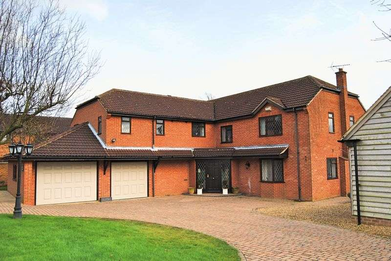 5 Bedrooms Detached House for sale in Casthorpe Road, Barrowby