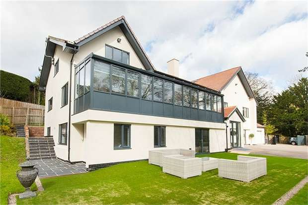 6 Bedrooms Detached House for sale in Brancepeth Manor, Brancepeth, Durham