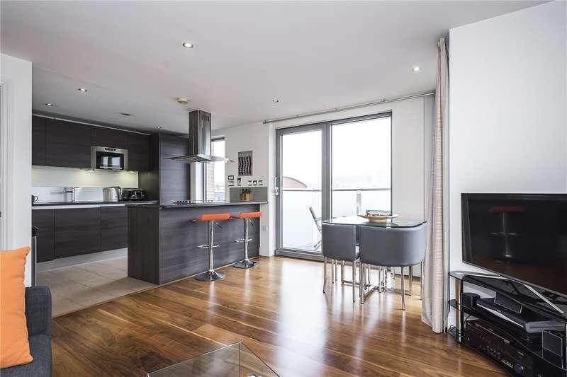 2 Bedrooms Flat for sale in Belvoir House, Vauxhall Bridge Road, London, SW1V