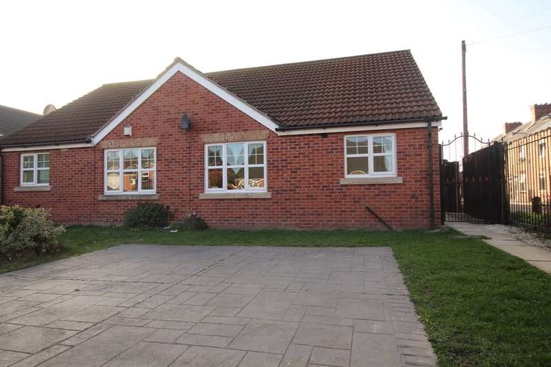 2 Bedrooms Semi Detached Bungalow for sale in Cudworth View, Grimethorpe, Barnsley, S72