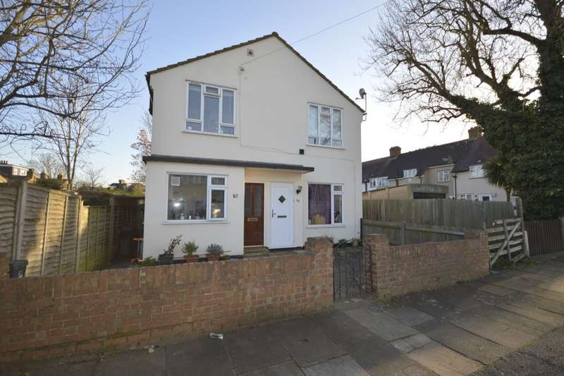 2 Bedrooms Flat for sale in Cedar Avenue, Whitton, Twickenham, TW2