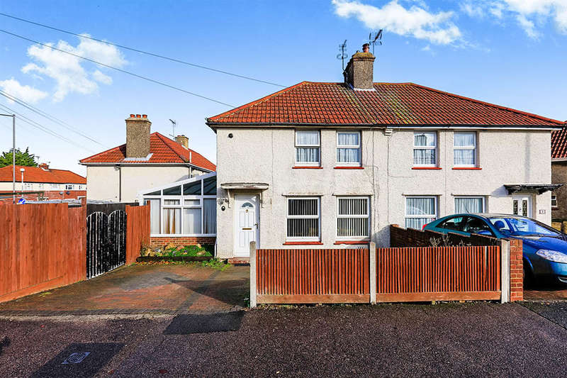 2 Bedrooms Semi Detached House for sale in Cowdray Square, Deal, CT14