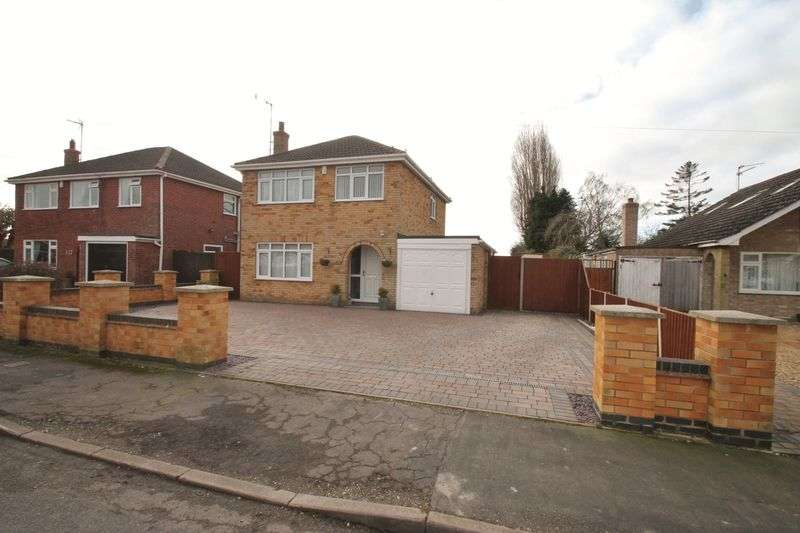 3 Bedrooms Semi Detached House for sale in Langwith Gardens, Holbeach