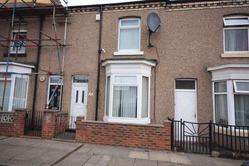 2 Bedrooms Terraced House for sale in Westmoreland Street, Darlington