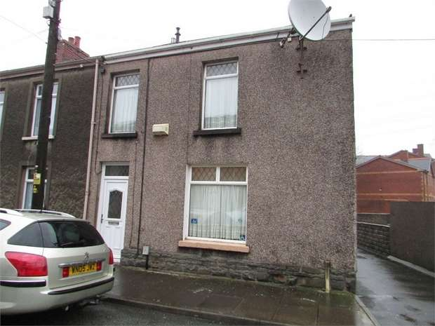 1 Bedroom End Of Terrace House for sale in Middleton Street, Briton Ferry, Neath, West Glamorgan