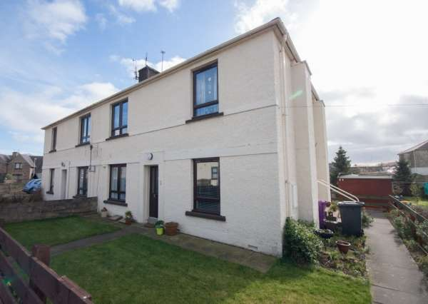 2 Bedrooms Flat for sale in Carnoustie