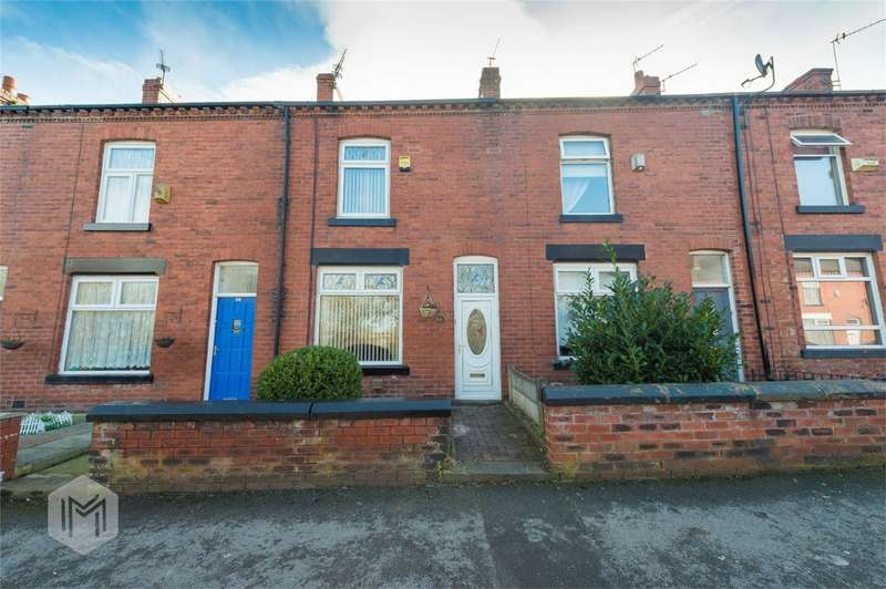 3 Bedrooms Terraced House for sale in Melville Street, Great Lever, Bolton, Lancashire