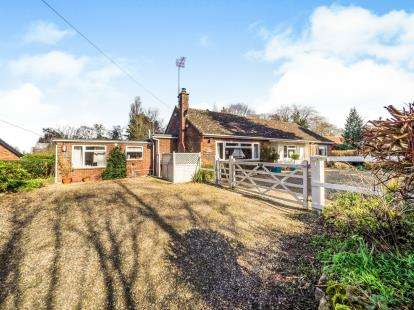 4 Bedrooms Bungalow for sale in Salhouse, Norwich, Norfolk