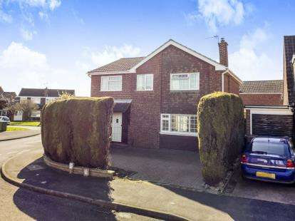 5 Bedrooms Detached House for sale in Yarwell Close, Bakersfield, Nottingham, Nottinghamshire