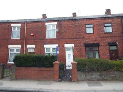 2 Bedrooms Terraced House for sale in Walthew Lane, Platt Bridge, Wigan, Greater Manchester, WN2