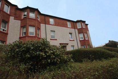 2 Bedrooms Flat for sale in Broomknowes Road, Glasgow