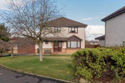 4 Bedrooms Detached House for sale in Wrightlands Crescent, Erskine