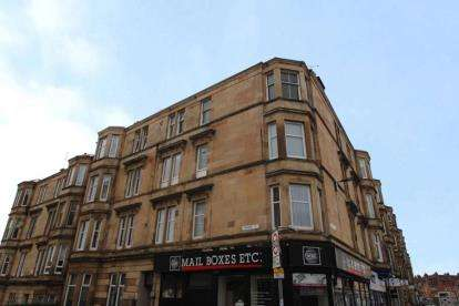2 Bedrooms Flat for sale in Millwood Street, Glasgow, Lanarkshire