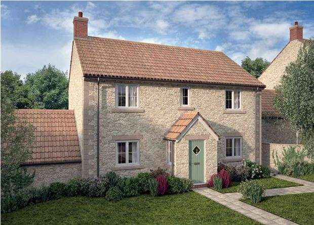 4 Bedrooms Detached House for sale in Plot 2 The Dyrham, Corsham Rise, Potley Lane, CORSHAM, Wiltshire, SN13 9RX