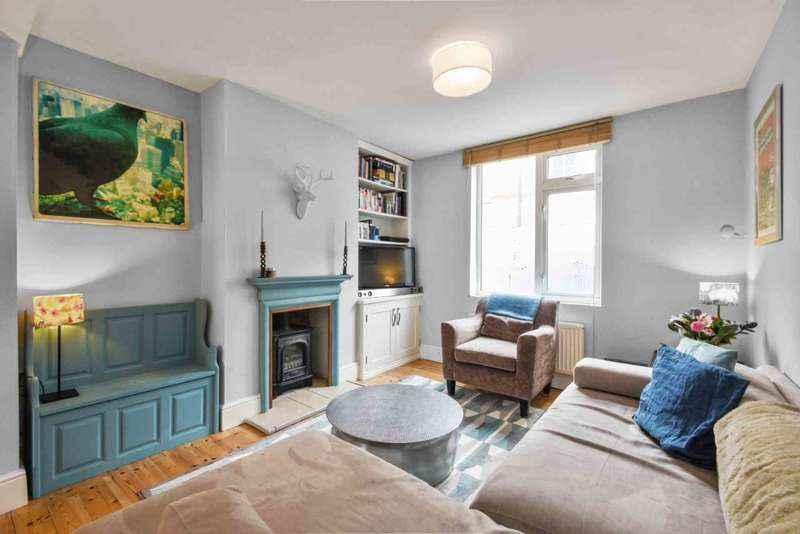 3 Bedrooms Terraced House for sale in Vicarage Road, New Hinksey