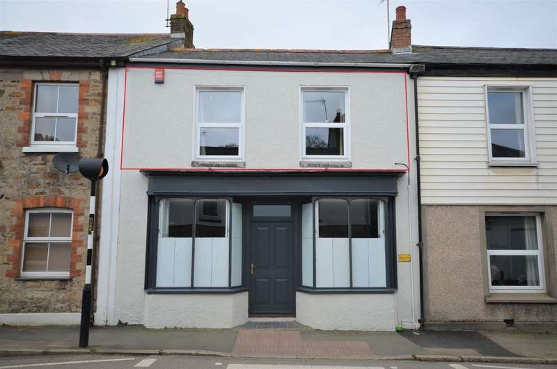 1 Bedroom Apartment Flat for sale in Fore Street, Chacewater, Truro