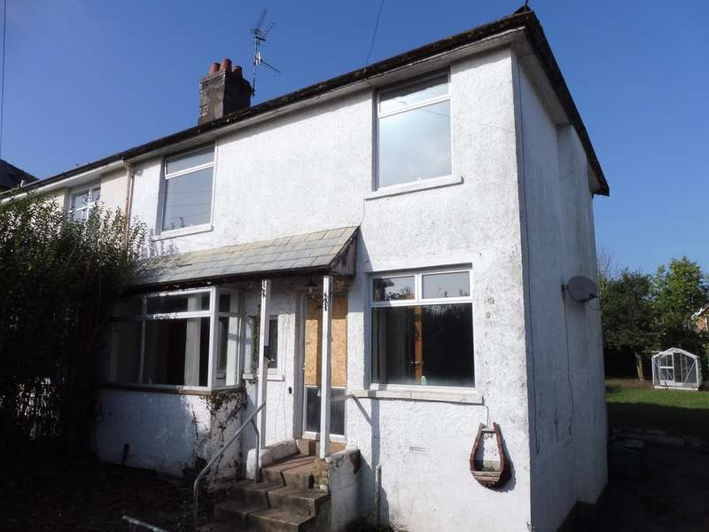 3 Bedrooms Semi Detached House for sale in Hollybush Road, Cardiff