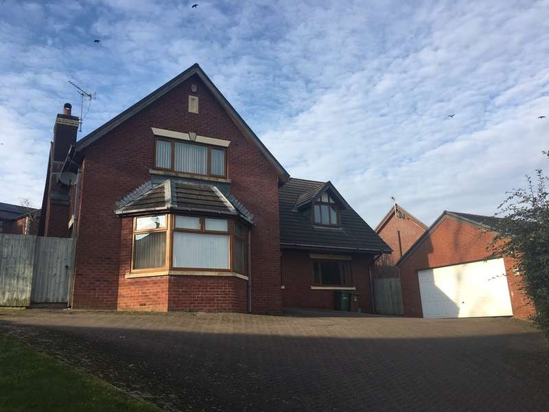 5 Bedrooms Detached House for sale in Clos Maes Mawr, Energlyn, Caerphilly