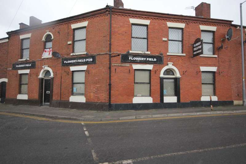 4 Bedrooms Commercial Property for sale in Flowery Fields Hotel, Furnace Street, Newton