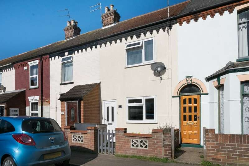 3 Bedrooms Terraced House for sale in Anson Road, Great Yarmouth