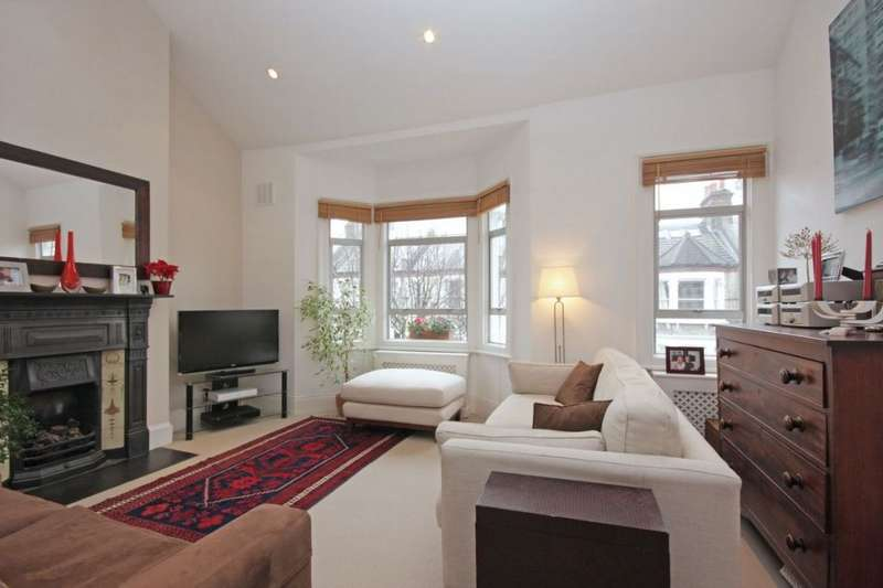 2 Bedrooms Flat for sale in Grandison Road, london