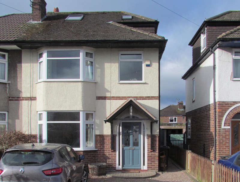 3 Bedrooms Semi Detached House for sale in Chester Road, Huntington, Chester