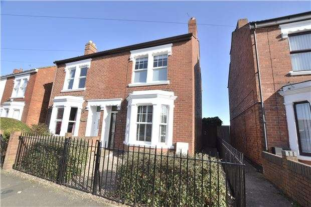 3 Bedrooms Semi Detached House for sale in Calton Road, GLOUCESTER, GL1 5DT