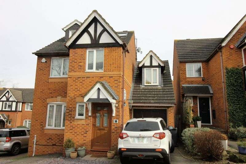 4 Bedrooms Detached House for sale in Raphael Close, Shenley, WD7