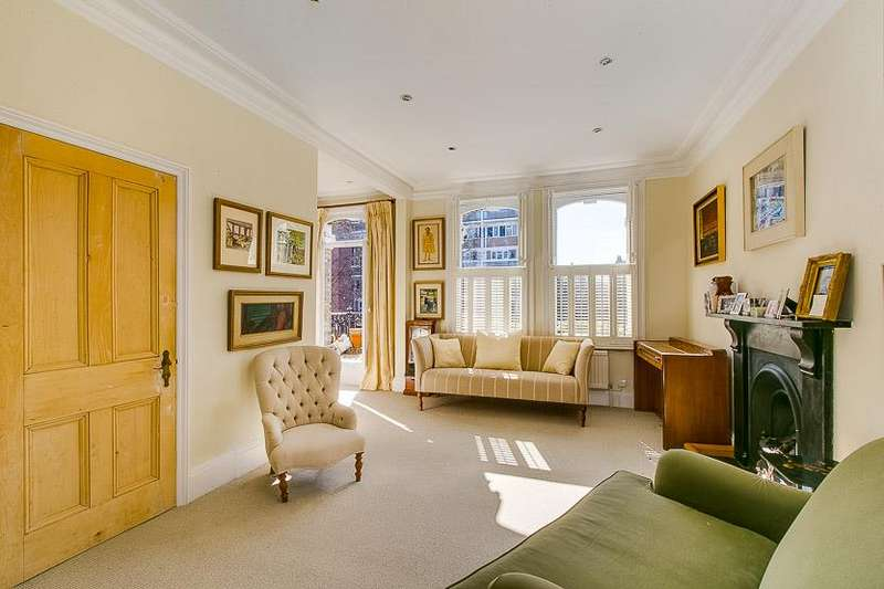 3 Bedrooms Flat for sale in Lisgar Terrace, London, W14