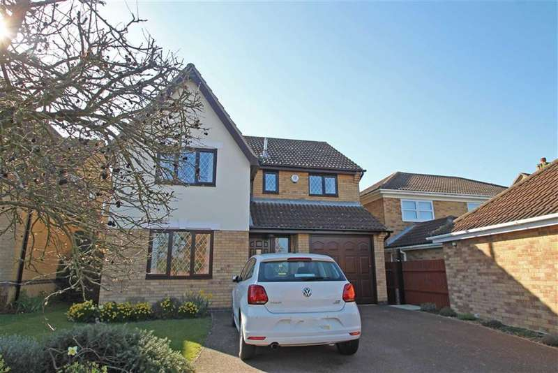 4 Bedrooms Property for sale in Quenby Way, Beds