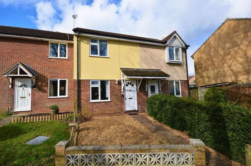 2 Bedrooms Terraced House for sale in Mokyll Croft, Taverham