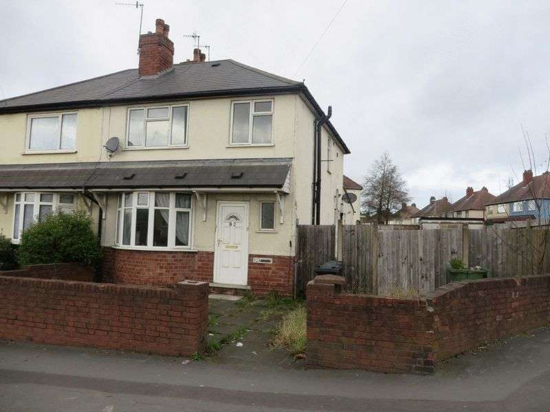 1 Bedroom Semi Detached House for sale in Stourbridge Road, Dudley