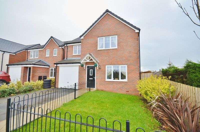 4 Bedrooms Detached House for sale in The Went, Dearham