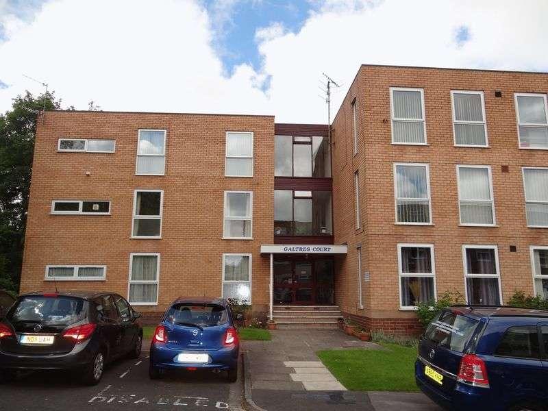 2 Bedrooms Flat for rent in Galtres Court, Higher Bebington