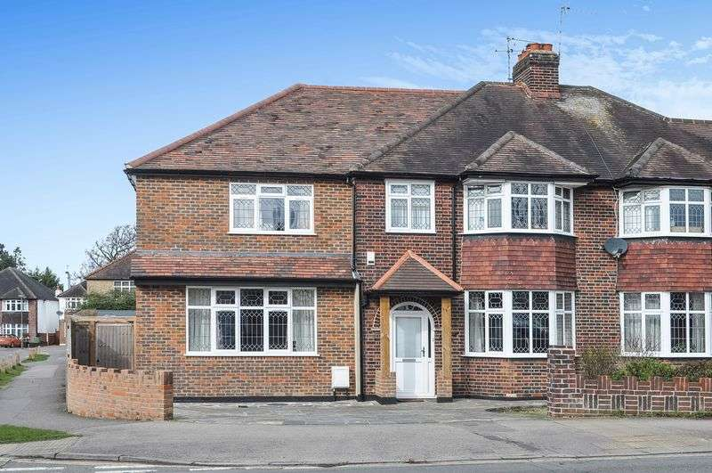 5 Bedrooms Semi Detached House for sale in Craddocks Avenue, Ashtead