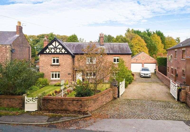 4 Bedrooms Detached House for sale in Mill House End Farm, Grape Lane, Croston, PR26 9HB