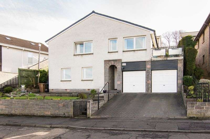 3 Bedrooms Detached House for sale in 11 Blackford Hill Grove, Blackford, Edinburgh, EH9 3HA
