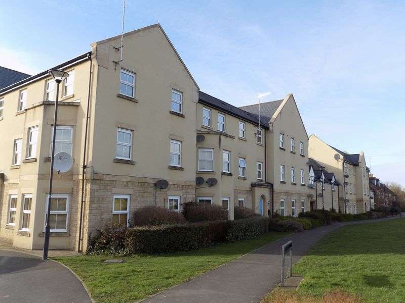 1 Bedroom Flat for sale in Cassini Drive, Oakhurst