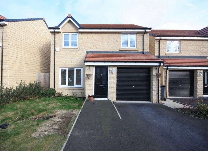 3 Bedrooms Detached House for sale in Norham Drive, Darlington