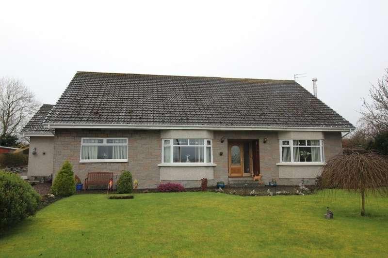 4 Bedrooms Detached House for sale in New Trows Road, Lesmahagow, Lanark, ML11